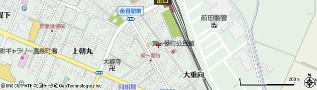 山形県東田川郡庄内町余目沢田120周辺の地図