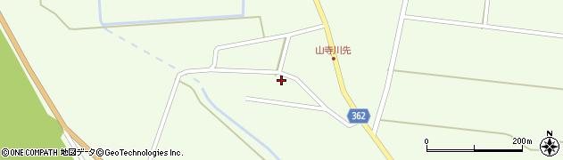 山形県酒田市山寺宅地19周辺の地図