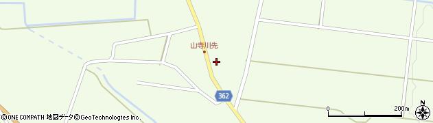 山形県酒田市山寺宅地31周辺の地図