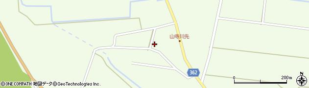 山形県酒田市山寺宅地40周辺の地図
