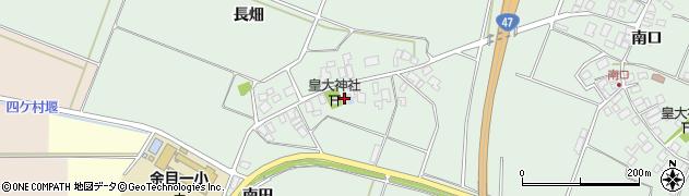 山形県東田川郡庄内町余目長畑17周辺の地図