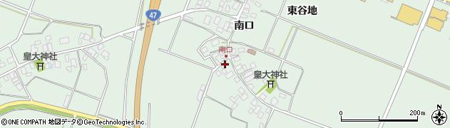 山形県東田川郡庄内町余目南口29周辺の地図