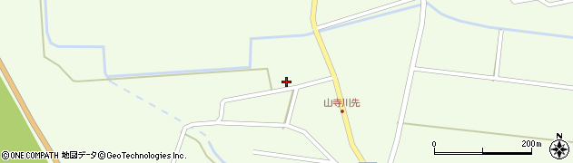 山形県酒田市山寺宅地63周辺の地図