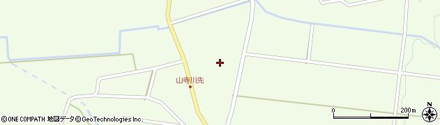 山形県酒田市山寺欠之上83周辺の地図