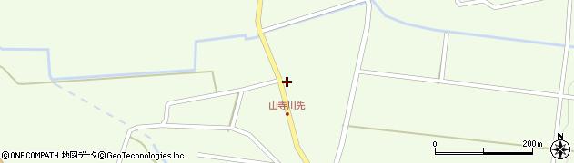山形県酒田市山寺宅地54周辺の地図