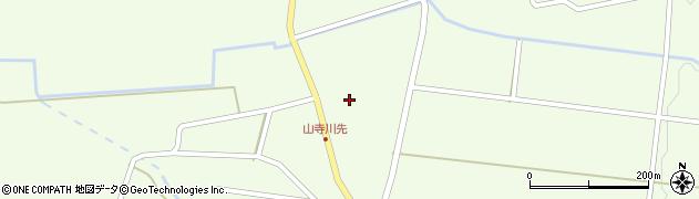 山形県酒田市山寺宅地53周辺の地図