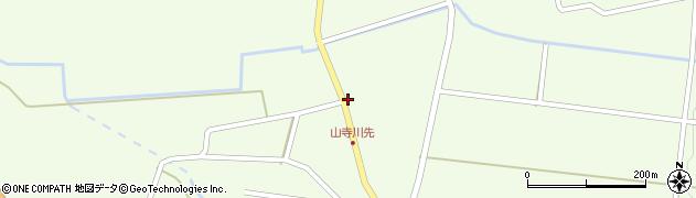 山形県酒田市山寺宅地71周辺の地図
