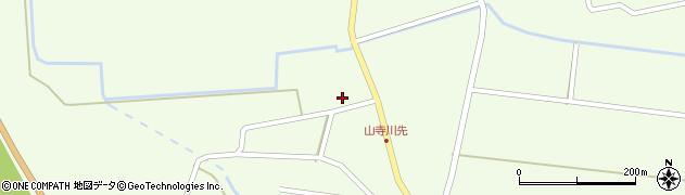 山形県酒田市山寺宅地60周辺の地図