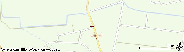山形県酒田市山寺宅地70周辺の地図