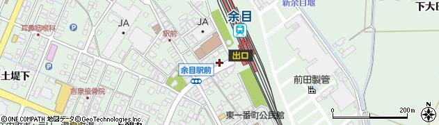山形県東田川郡庄内町余目沢田111周辺の地図