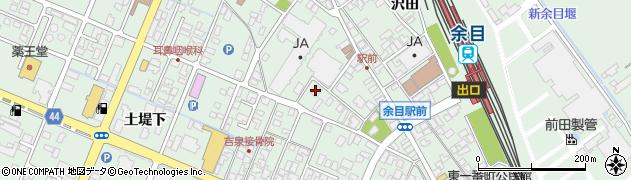 山形県東田川郡庄内町余目上朝丸153周辺の地図