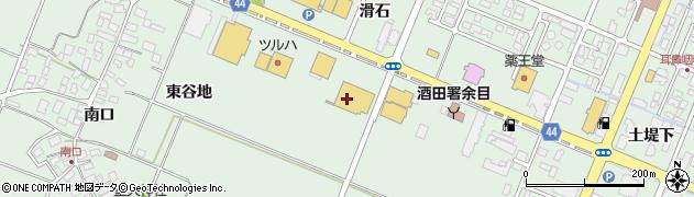 山形県東田川郡庄内町余目滑石57周辺の地図