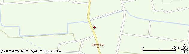 山形県酒田市山寺宅地73周辺の地図