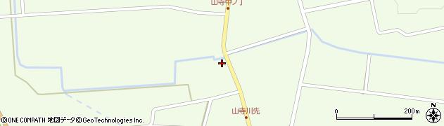 山形県酒田市山寺宅地84周辺の地図