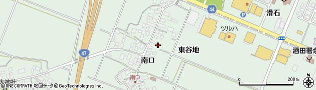 山形県東田川郡庄内町余目南口49周辺の地図