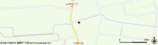山形県酒田市山寺宅地102周辺の地図