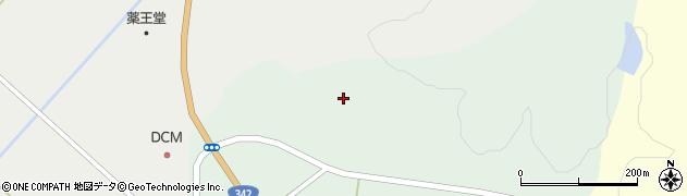 岩手県一関市花泉町花泉西郷ノ目周辺の地図