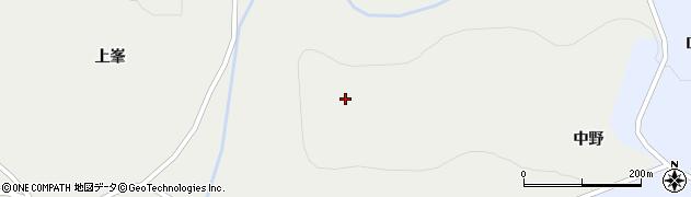 岩手県一関市藤沢町藤沢(道場)周辺の地図