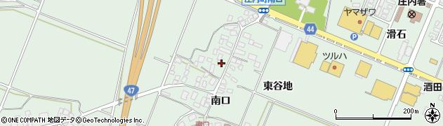 山形県東田川郡庄内町余目南口78周辺の地図