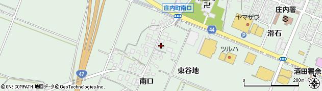 山形県東田川郡庄内町余目南口82周辺の地図