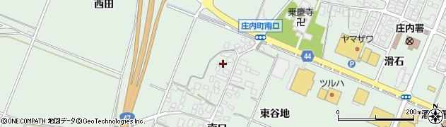 山形県東田川郡庄内町余目南口99周辺の地図