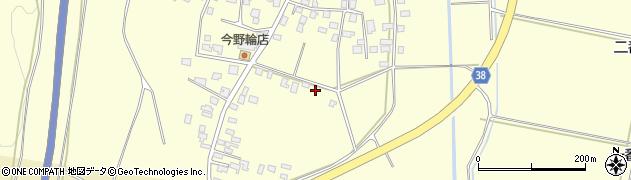 山形県酒田市黒森砂土端38周辺の地図