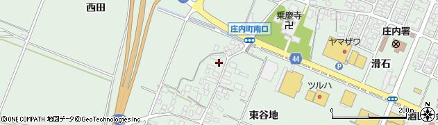 山形県東田川郡庄内町余目南口102周辺の地図