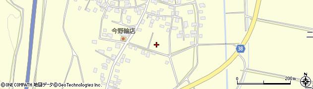山形県酒田市黒森砂土端93周辺の地図