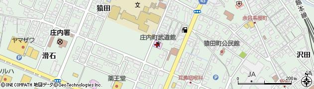 山形県東田川郡庄内町余目猿田87周辺の地図