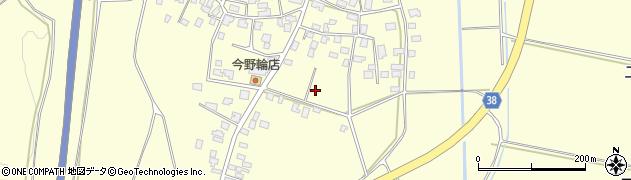 山形県酒田市黒森砂土端86周辺の地図