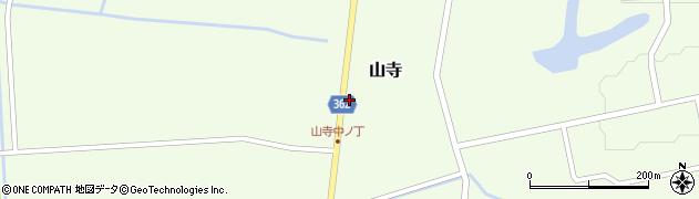 山形県酒田市山寺宅地132周辺の地図