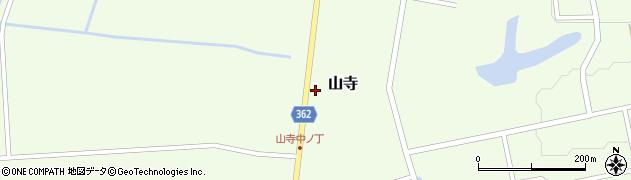 山形県酒田市山寺宅地137周辺の地図