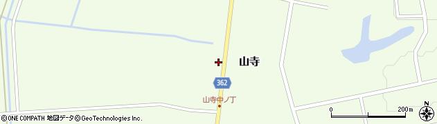 山形県酒田市山寺宅地136周辺の地図