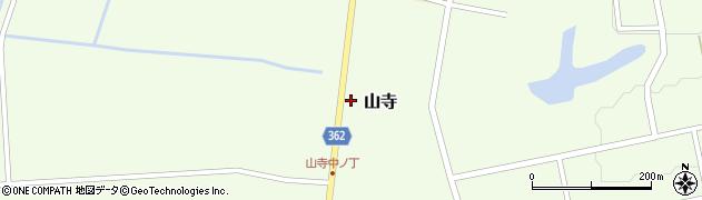 山形県酒田市山寺宅地138周辺の地図