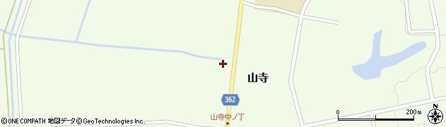 山形県酒田市山寺宅地140周辺の地図