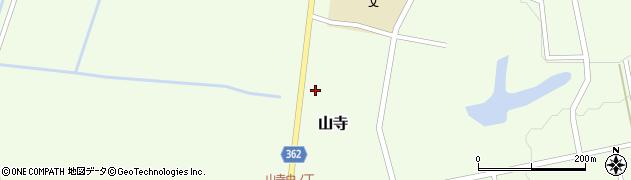 山形県酒田市山寺宅地144周辺の地図