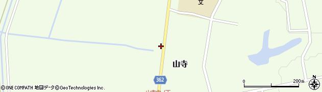 山形県酒田市山寺宅地146周辺の地図