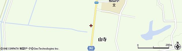 山形県酒田市山寺宅地149周辺の地図