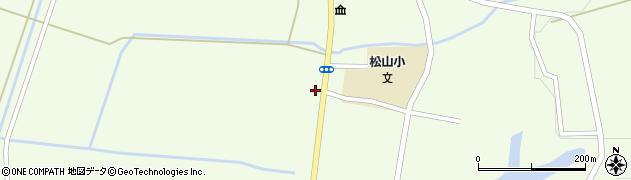 山形県酒田市山寺宅地162周辺の地図