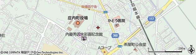 山形県東田川郡庄内町余目三人谷地144周辺の地図