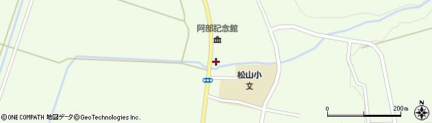 山形県酒田市山寺宅地171周辺の地図