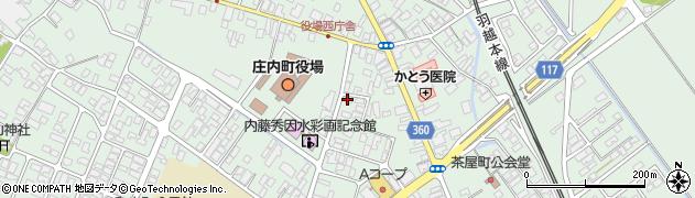 山形県東田川郡庄内町余目三人谷地143周辺の地図