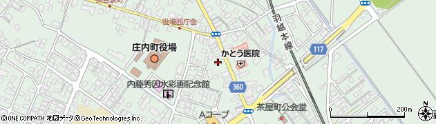 山形県東田川郡庄内町余目町19周辺の地図