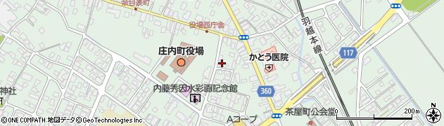 山形県東田川郡庄内町余目町123周辺の地図