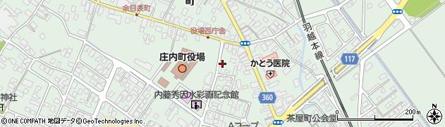 山形県東田川郡庄内町余目町127周辺の地図