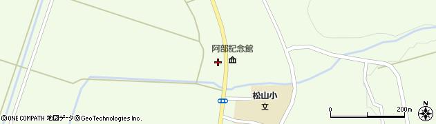 山形県酒田市山寺宅地182周辺の地図