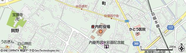 山形県東田川郡庄内町余目町93周辺の地図