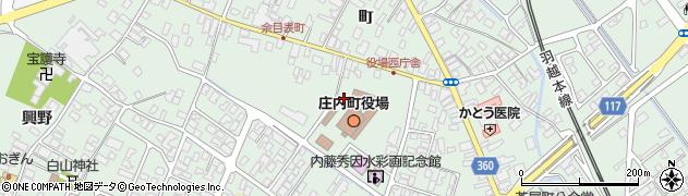 山形県東田川郡庄内町余目町139周辺の地図