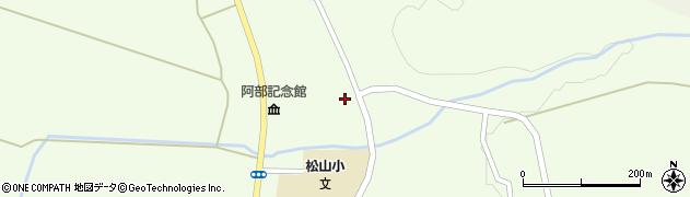 山形県酒田市山寺宅地187周辺の地図