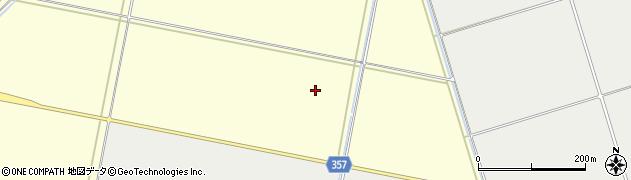 山形県酒田市黒森三番割周辺の地図